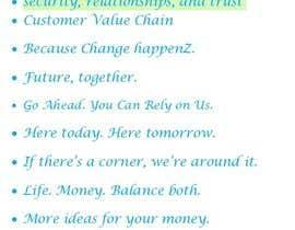 mssb23 tarafından Write a Tag Line/ Slogan for a Currency Exchange Company için no 2
