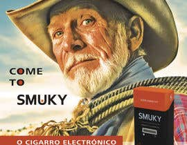 #14 for Magazine Advertisement for SMUKY by micoslav