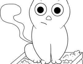 #13 untuk CatCommode Cartoon oleh crunchymoon
