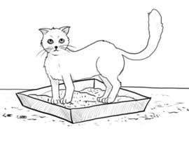 #19 untuk CatCommode Cartoon oleh felisin