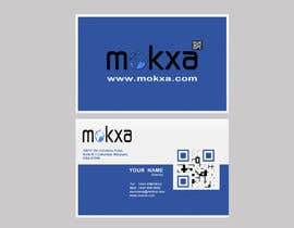 POONAKHATRI tarafından Design some Business Cards for Mokxa Technologies LLC için no 21