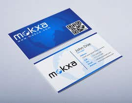 HammyHS tarafından Design some Business Cards for Mokxa Technologies LLC için no 28