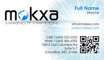 Contest Entry #23 for Design some Business Cards for Mokxa Technologies LLC