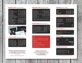 barinix tarafından Redesign Our Brochure For Print Company (Images provided) için no 12