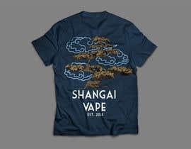 #8 untuk Design a T-Shirt for Shanghai Vape! oleh oscardavidalzate