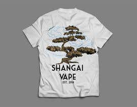 #9 untuk Design a T-Shirt for Shanghai Vape! oleh oscardavidalzate