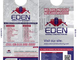 QCB tarafından Design a Flyer for a general contractor için no 17