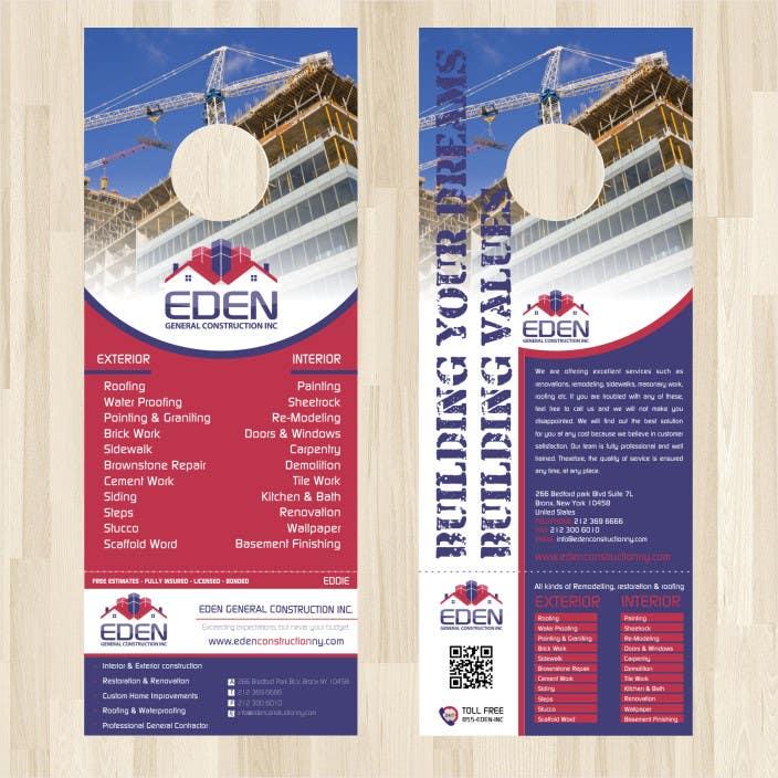Inscrição nº                                         24                                      do Concurso para                                         Design a Flyer for a general contractor