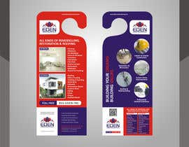 Sipofart tarafından Design a Flyer for a general contractor için no 28