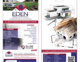 #10 for Design a Flyer for a general contractor by dionniedavidson