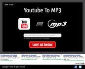 Contest Entry #37 for Youtube to MP3 Converter Website