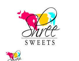 design a logo tag line and a mascot for my indian sweets shop