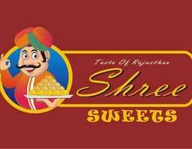 Nro 50 kilpailuun Design a Logo, tag line and a mascot for my Indian Sweets shop käyttäjältä artist4