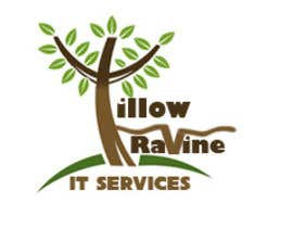 #11 para Design a Logo for Willow Ravine IT Services por aneeque2690