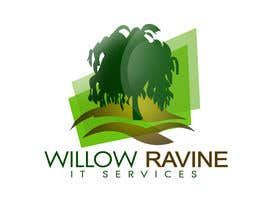 #39 cho Design a Logo for Willow Ravine IT Services bởi jovanramonida
