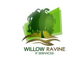 jovanramonida tarafından Design a Logo for Willow Ravine IT Services için no 75