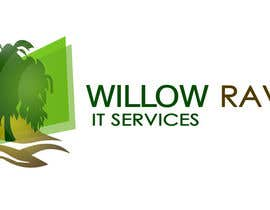 jovanramonida tarafından Design a Logo for Willow Ravine IT Services için no 76