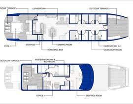 yadisudjana tarafından Plans of a catamaran için no 4