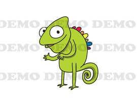 luciaborjas tarafından An animalistic mascot for a children's website için no 7