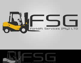 GrigoreAndrei tarafından Design a Logo for a forklift company için no 7