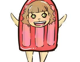 Tinecunanan tarafından Creation and Illustration of a Mascot (Must be a Manga Girl) için no 13