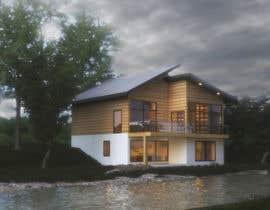 #27 untuk 3D model of Country house oleh ars001