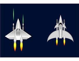 moolyn tarafından Looking for an artist to design 15 spaceships for a mobile game. için no 11