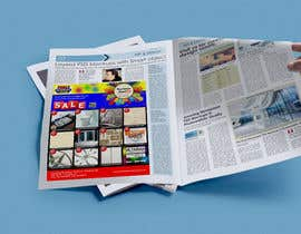 #7 untuk Design an Advertisement for Newspaper Artwork oleh manojkaninwal