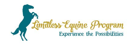 #27 untuk Design a Logo for Limitless Equine Program oleh squirrel1811
