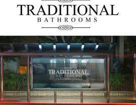 #52 untuk Design a Logo - Traditional Bathrooms oleh tomerep