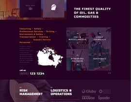 #13 untuk Design a Website Mockup oleh raheelzaher