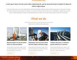 #5 untuk Design a Website Mockup oleh VikeshAgravat