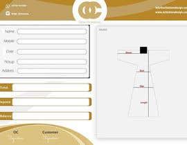marsail tarafından Redesign an existing form + Business Card için no 7