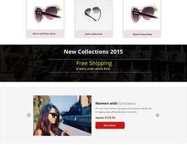 Lakshmipriyaom tarafından Design a Website Mockup için no 13