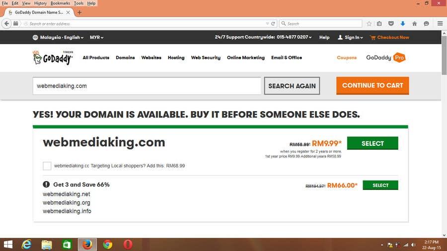 Penyertaan Peraduan #46 untuk Advertising Agency Naming