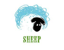 HallidayBooks tarafından Design a Sheep Logo for our business için no 59
