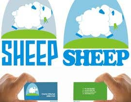 anniejurd tarafından Design a Sheep Logo for our business için no 107