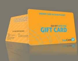#18 untuk Design a GiftCard + GiftCard holder oleh dgnGuru