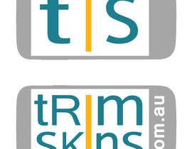 #8 cho Design a Logo for our website TrimSkins (mobile phone skins) bởi alskia