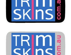 #28 for Design a Logo for our website TrimSkins (mobile phone skins) by alskia