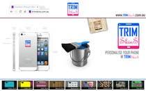 Contest Entry #9 for Design a Logo for our website TrimSkins (mobile phone skins)
