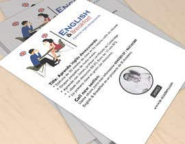 #1 untuk Design a Flyer text is provided by us oleh mjarif