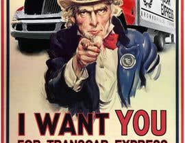 "#20 untuk Alter UNCLE SAM ""I want you"" poster for business. oleh AndyBrandon"