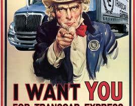 "#23 untuk Alter UNCLE SAM ""I want you"" poster for business. oleh AndyBrandon"