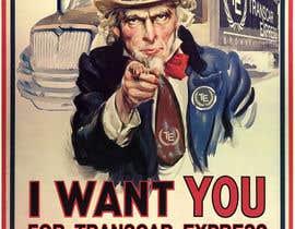 "#29 untuk Alter UNCLE SAM ""I want you"" poster for business. oleh AndyBrandon"