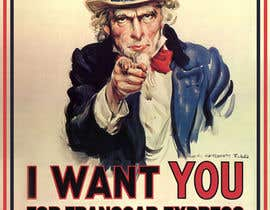 """#1 untuk Alter UNCLE SAM """"I want you"""" poster for business. oleh adsis"""