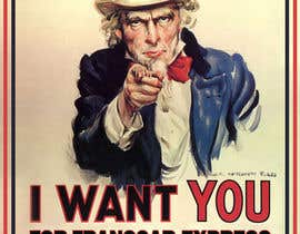 """#2 untuk Alter UNCLE SAM """"I want you"""" poster for business. oleh adsis"""