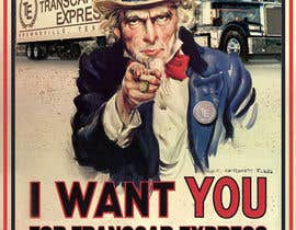 """#33 untuk Alter UNCLE SAM """"I want you"""" poster for business. oleh adsis"""