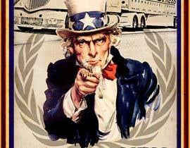 "#35 untuk Alter UNCLE SAM ""I want you"" poster for business. oleh ioananca2006"