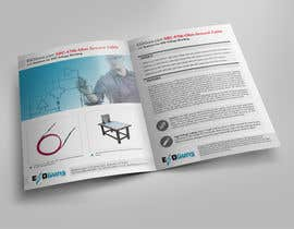 #2 untuk Design a Datasheet/cutsheet/brochure for our first product oleh MdShafiPulikkal